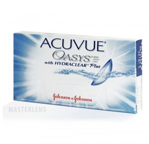 Acuvue oasys hydraclear how long to wear
